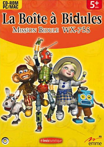 La Boite a Bidules 4: Mission Bidule WX-755 (French Version Only) (PC) PC Game