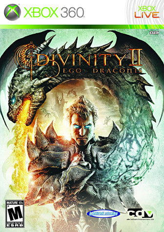 Divinity II - Ego Draconis (Bilingual Cover) (XBOX360) XBOX360 Game