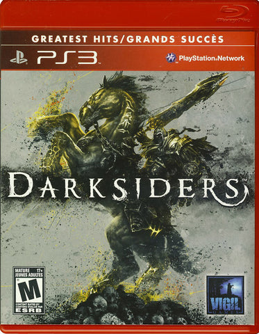 Darksiders (Bilingual Cover) (PLAYSTATION3) PLAYSTATION3 Game