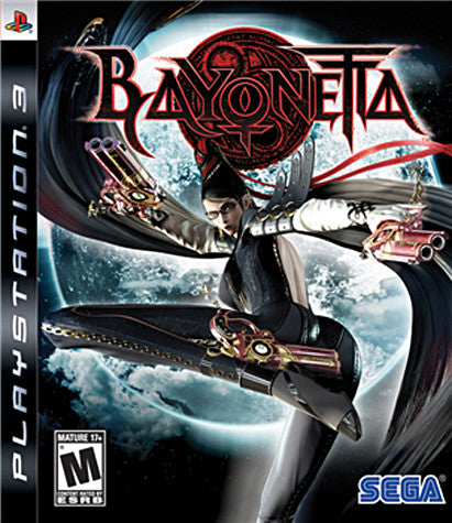 Bayonetta (PLAYSTATION3) PLAYSTATION3 Game