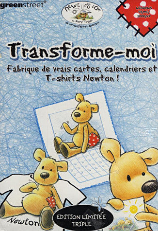 Transforme-Moi (Edition Limitee Tripe) (French Version Only) (PC) PC Game