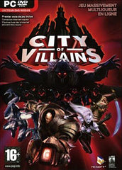 City of Villains (French Version Only) (PC)