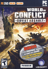 World in Conflict - Complete Edition (Bilingual Cover) (PC)