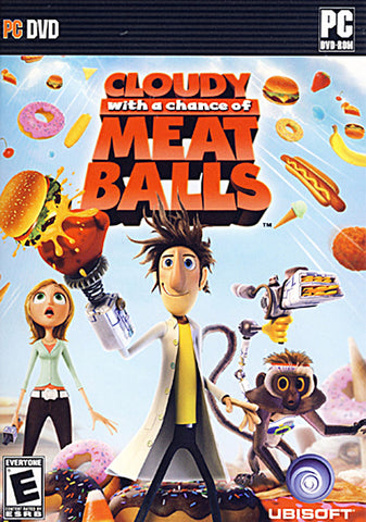 Cloudy with a Chance of Meatballs (Limit 1 copy per client) (PC) PC Game
