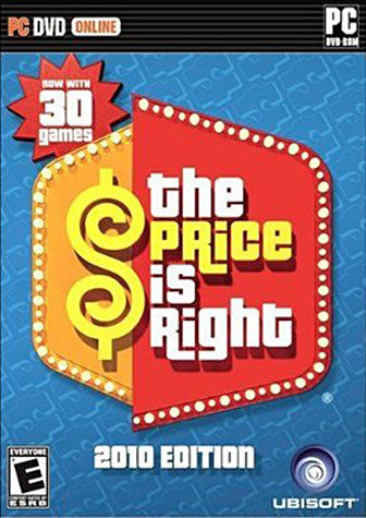 The Price is Right 2010 Edition (PC) (PC) PC Game