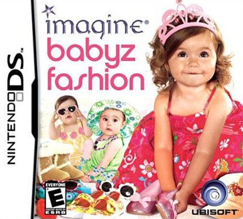 Imagine: Babyz Fashion (DS) DS Game