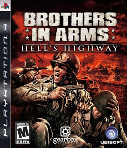 Brothers in Arms: Hell's Highway (PLAYSTATION3) PLAYSTATION3 Game