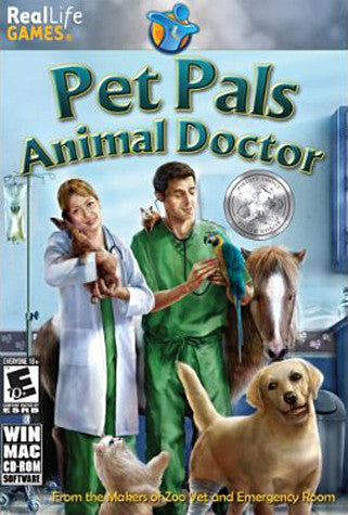 Pet Pals - Animal Doctor (PC) PC Game