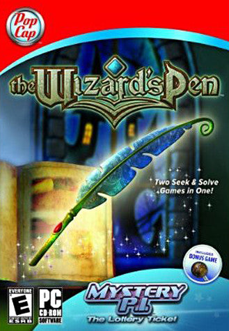 Wizard's Pen with Mystery P.I.: The Lottery Ticket (PC) PC Game