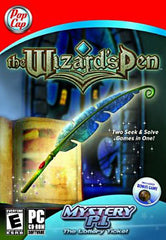 Wizard's Pen with Mystery P.I.: The Lottery Ticket (PC)