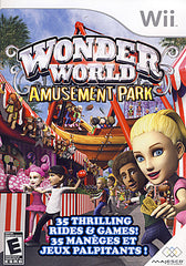 Wonder World - Amusement Park (Bilingual Cover) (NINTENDO WII)
