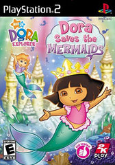 Dora the Explorer - Dora Saves the Mermaids (Limit 1 copy per client) (PLAYSTATION2) (USED)