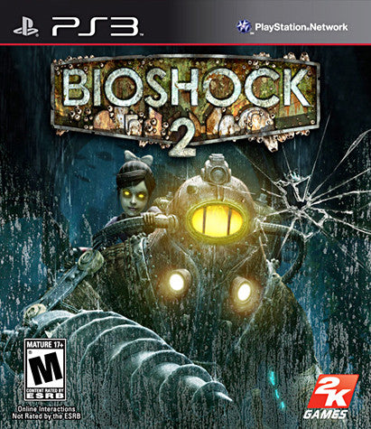 Bioshock 2 (PLAYSTATION3) PLAYSTATION3 Game