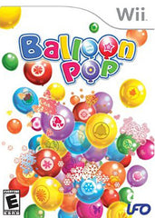 Balloon Pop (NINTENDO WII)