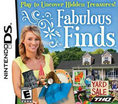 Fabulous Finds (DS)