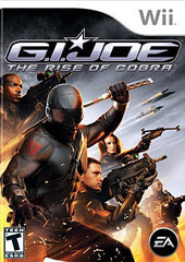 G.I. Joe - The Rise of Cobra (NINTENDO WII)