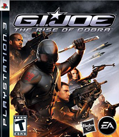 G.I. JOE - The Rise of Cobra (PLAYSTATION3) PLAYSTATION3 Game