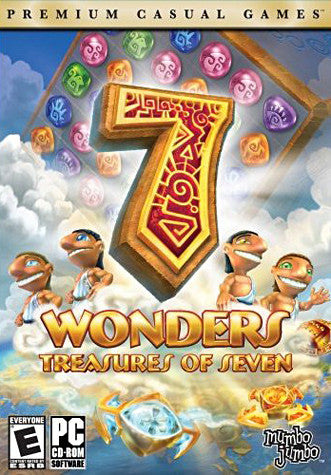 7 Wonders 3 - Treasures of Seven (PC) PC Game