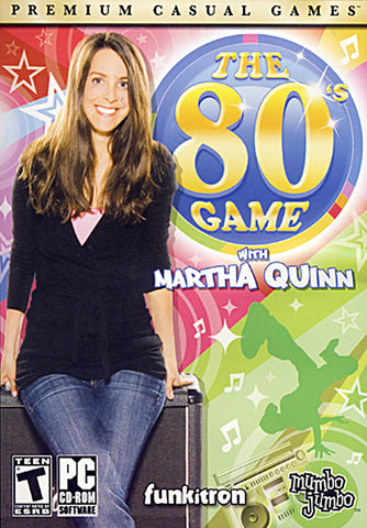 The 80 s Game with Martha Quinn (Limit 1 copy per client) (PC) PC Game