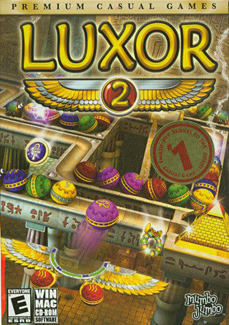 Luxor 2 (PC) PC Game