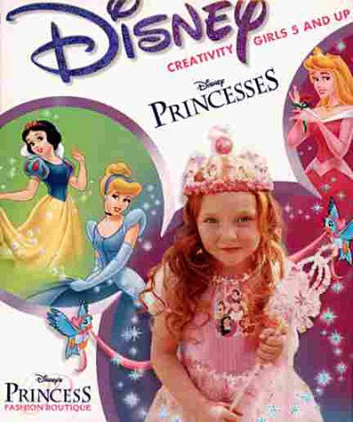 Disney's Princess Fashion Boutique (PC) PC Game