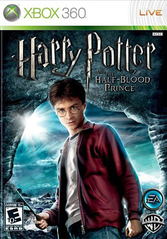 Harry Potter and the Half Blood Prince (XBOX360) XBOX360 Game