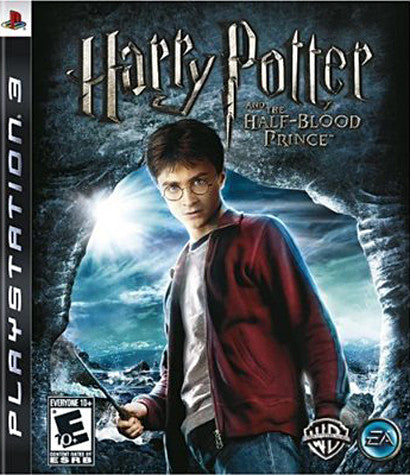 Harry Potter and the Half Blood Prince (PLAYSTATION3) PLAYSTATION3 Game