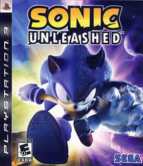 Sonic - Unleashed (PLAYSTATION3) (USED)