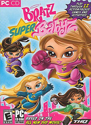 Bratz Super Babyz (PC) PC Game
