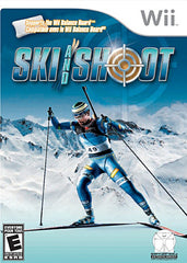 Ski and Shoot (Bilingual Cover) (NINTENDO WII)