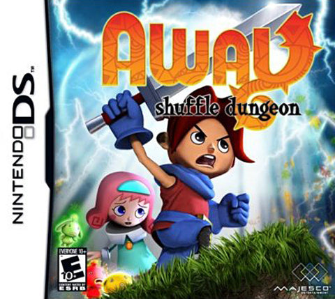 Away Shuffle Dungeon (Bilingual Cover) (DS) DS Game