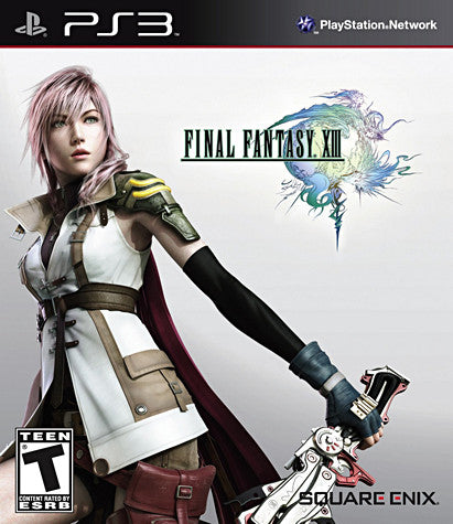 Final Fantasy XIII (PLAYSTATION3) PLAYSTATION3 Game
