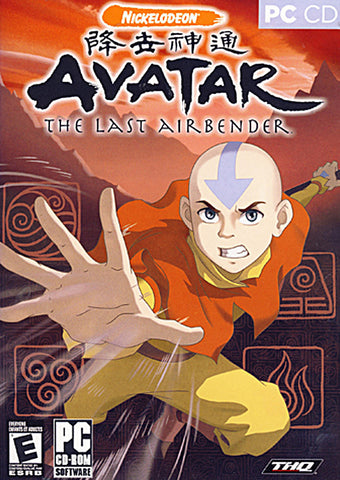 Avatar - The Last Air Bender (Bilingual) (PC) PC Game