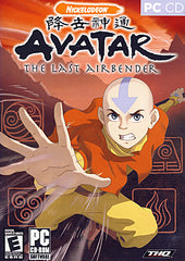 Avatar - The Last Air Bender (Bilingual) (PC)