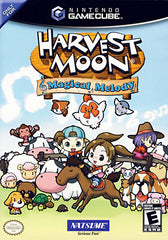 Harvest Moon - Magical Melody (GAMECUBE)