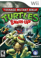 Teenage Mutant Ninja Turtles - Smash-Up (NINTENDO WII)