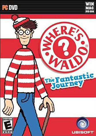 Where's Waldo - The Fantastic Journey (PC / MAC) (PC) PC Game