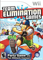 Team Elimination Games (NINTENDO WII)