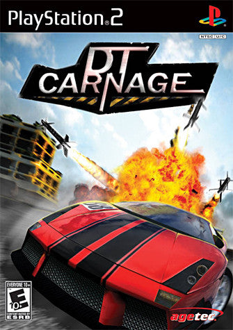 DT Carnage (PLAYSTATION2) PLAYSTATION2 Game