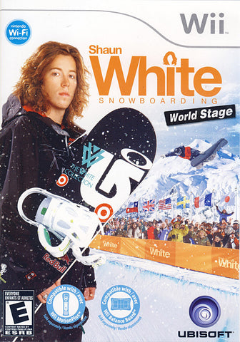 Shaun White Snowboarding - World Stage (NINTENDO WII) NINTENDO WII Game
