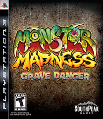 Monster Madness - Grave Danger (PLAYSTATION3)