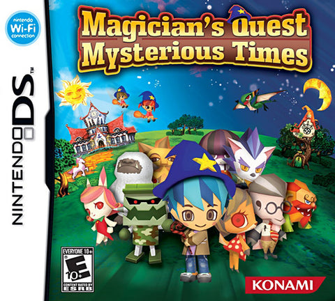 Magician's Quest - Mysterious Times (DS) DS Game