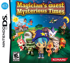 Magician's Quest - Mysterious Times (DS)