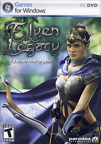 Elven Legacy (Limit 1 per Client) (PC) PC Game