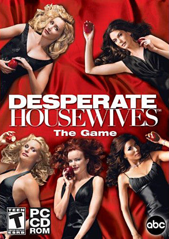 Desperate Housewives (PC) PC Game