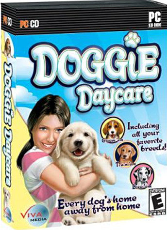 Doggie Daycare (Limit 1 copy per client) (PC) PC Game
