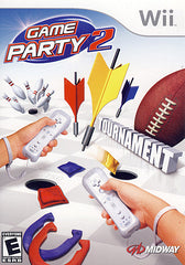 Game Party 2 (Bilingual Cover) (NINTENDO WII)