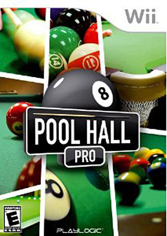 Pool Hall Pro (NINTENDO WII) NINTENDO WII Game