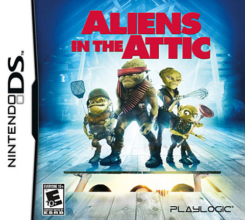 Aliens in the Attic (DS) DS Game