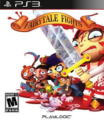 Fairytale Fights (PLAYSTATION3) PLAYSTATION3 Game